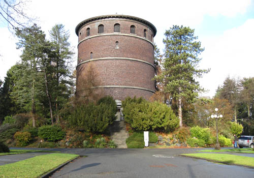 Capitol Hill – Volunteer Park Water Tower
