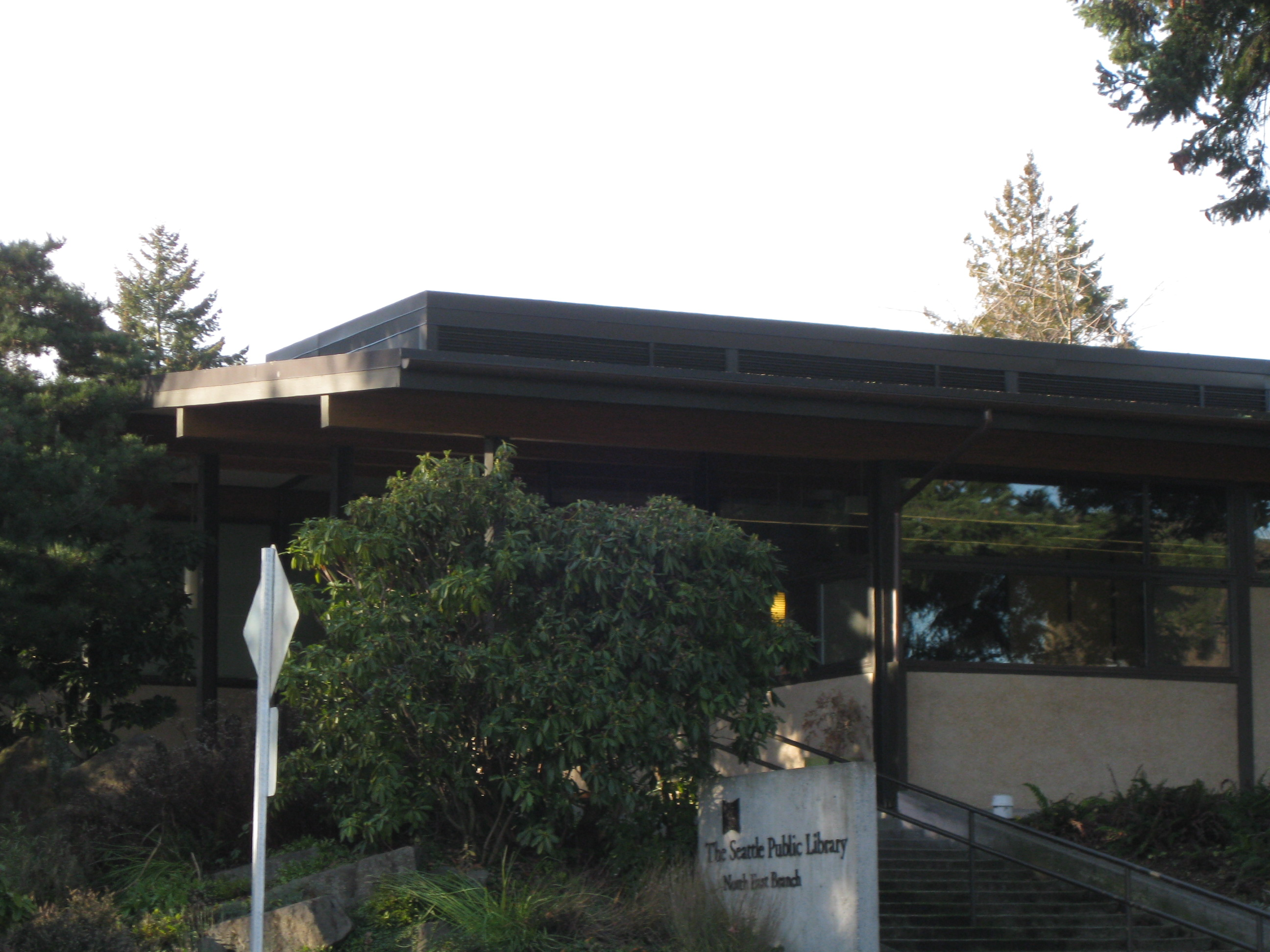 Wedgewood – Public Library