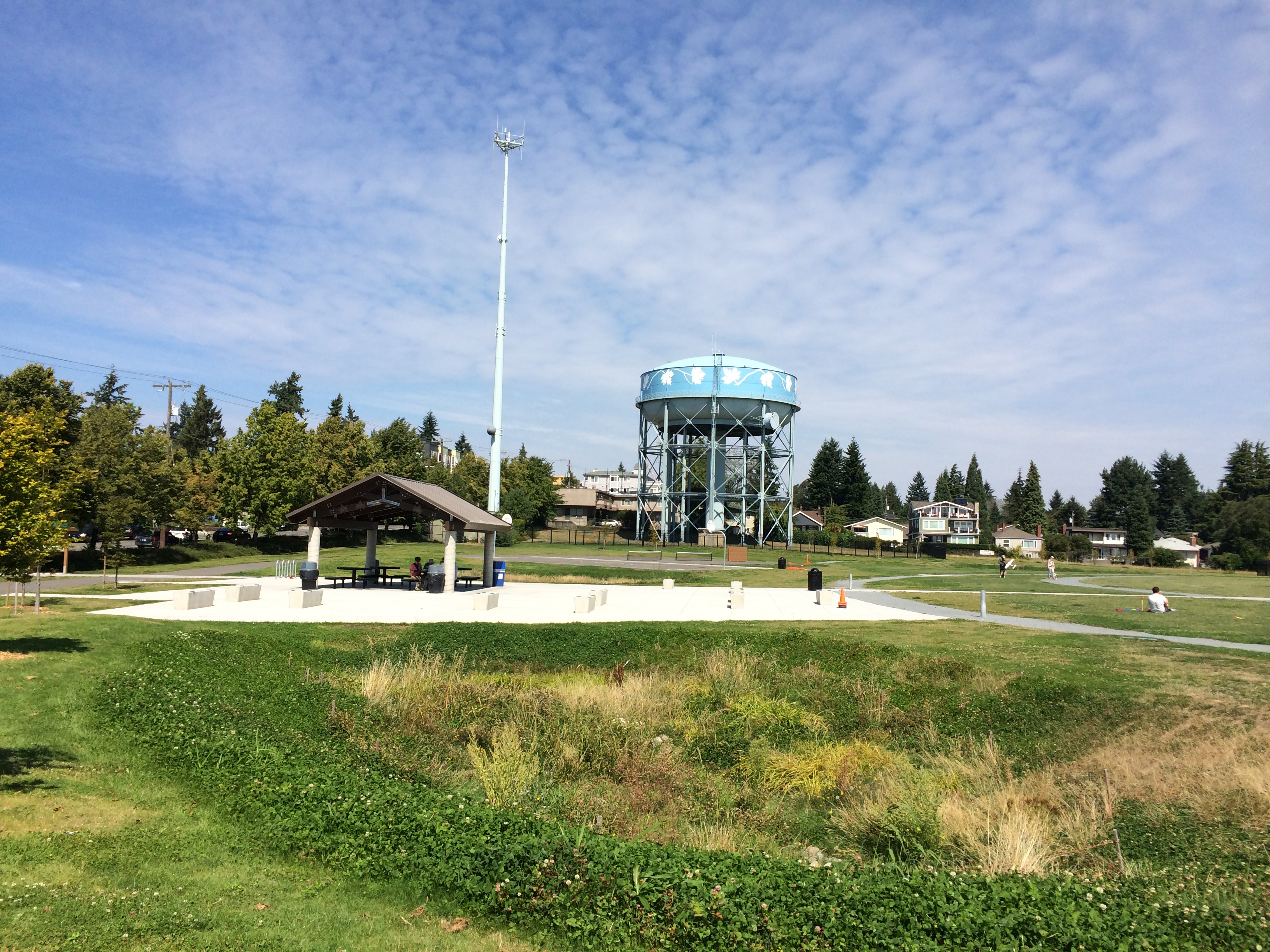 Mapleleaf – Reservoir Park