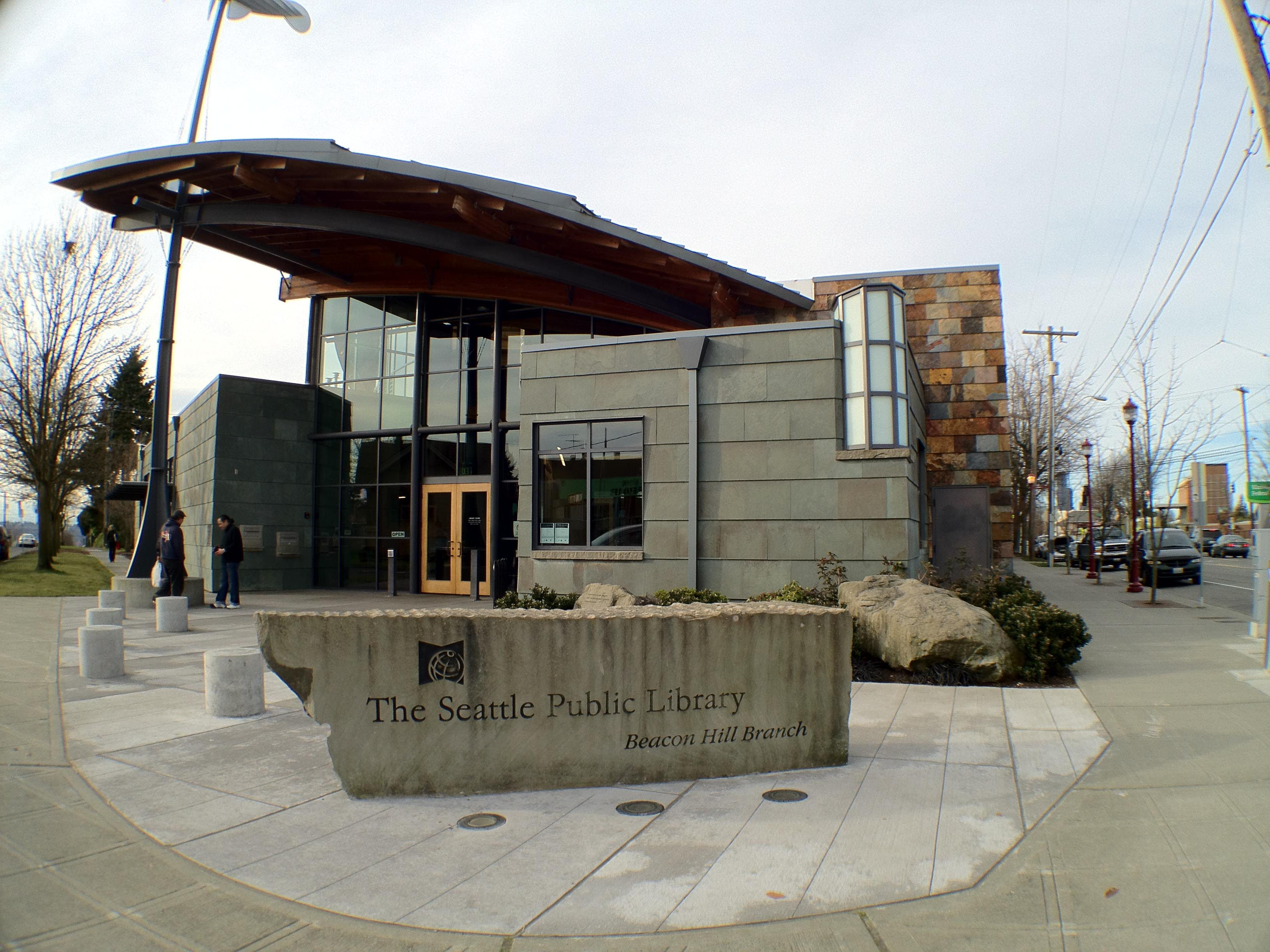 Seattle Public Library – Beacon Hill