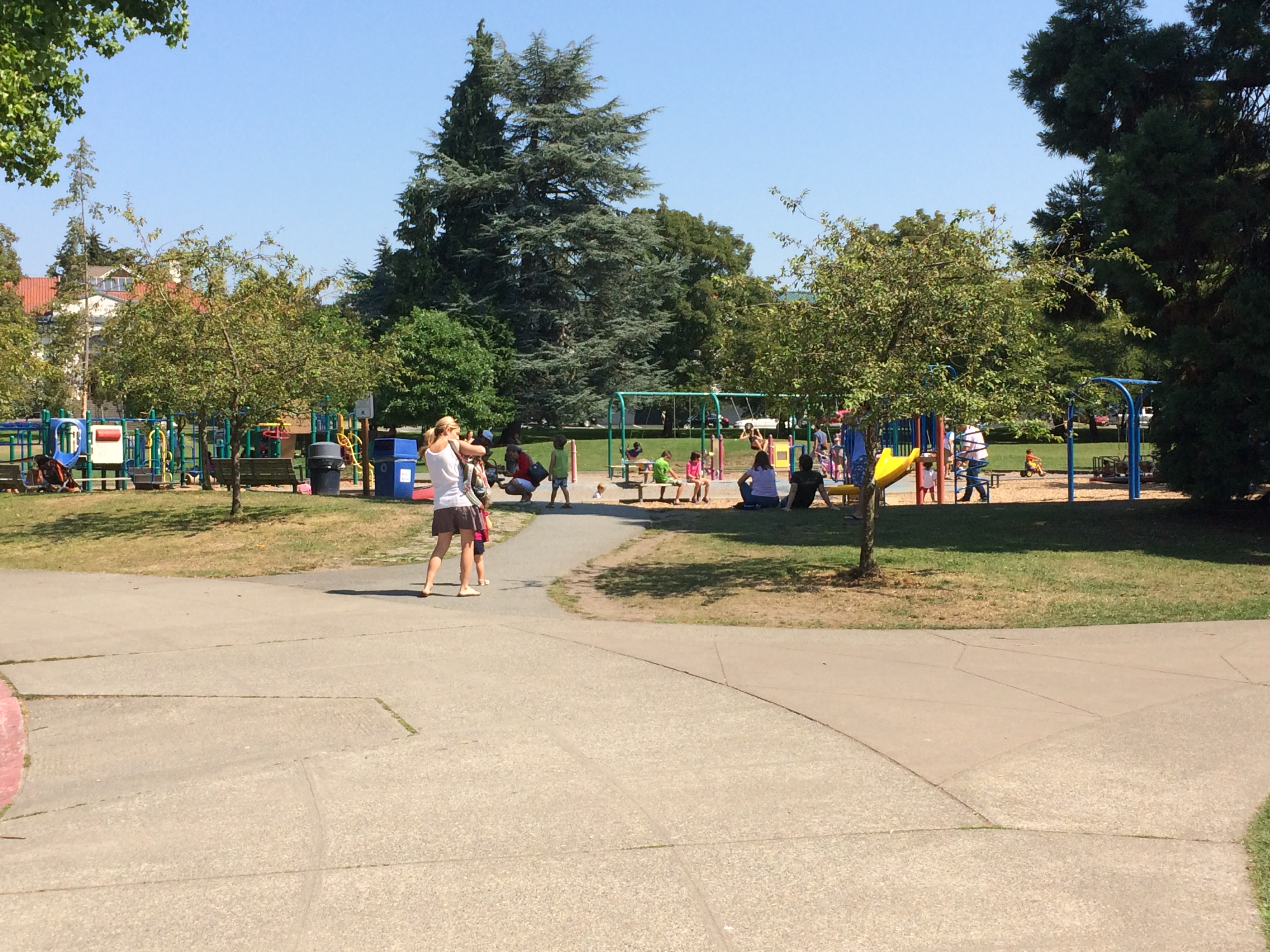 Greenlake – Children's Play Area