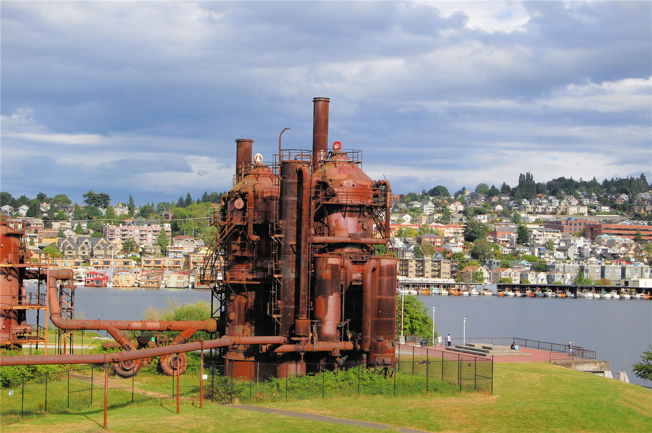 Wallingford – Gasworks Park