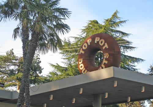 Wedgewood – Top Pot Donuts