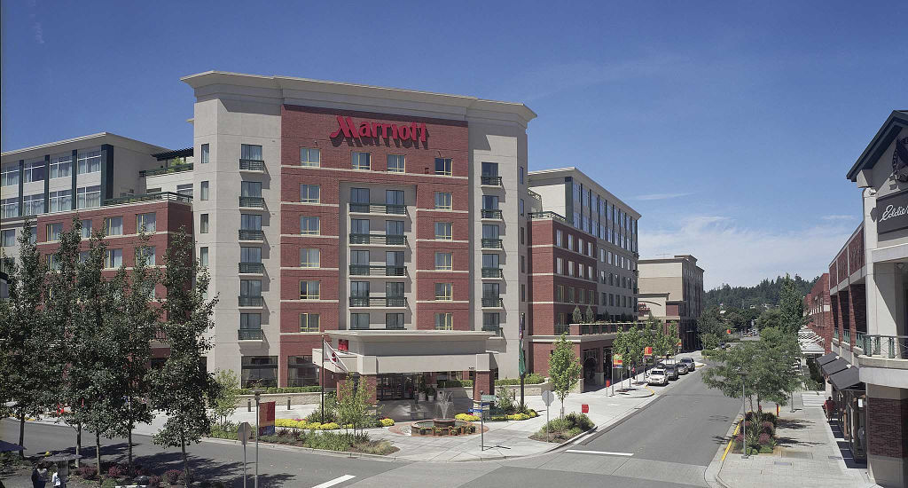 Redmond – Marriott Town Center