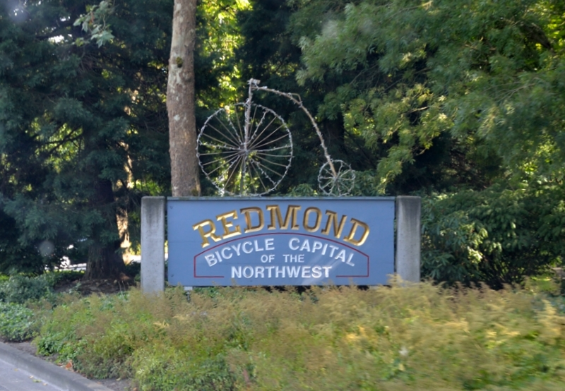 Redmond – sign