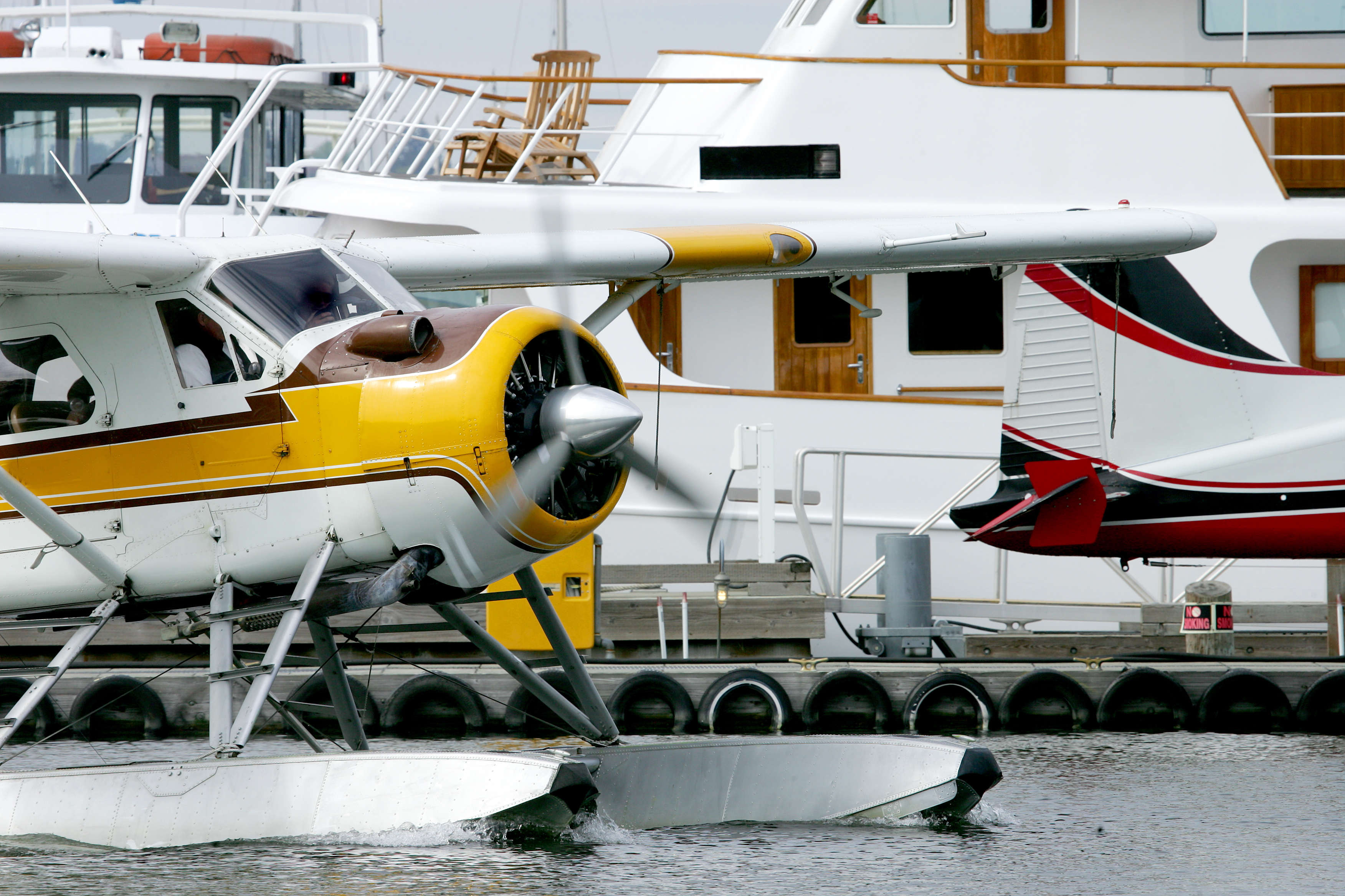 South Lake Union – Seaplane